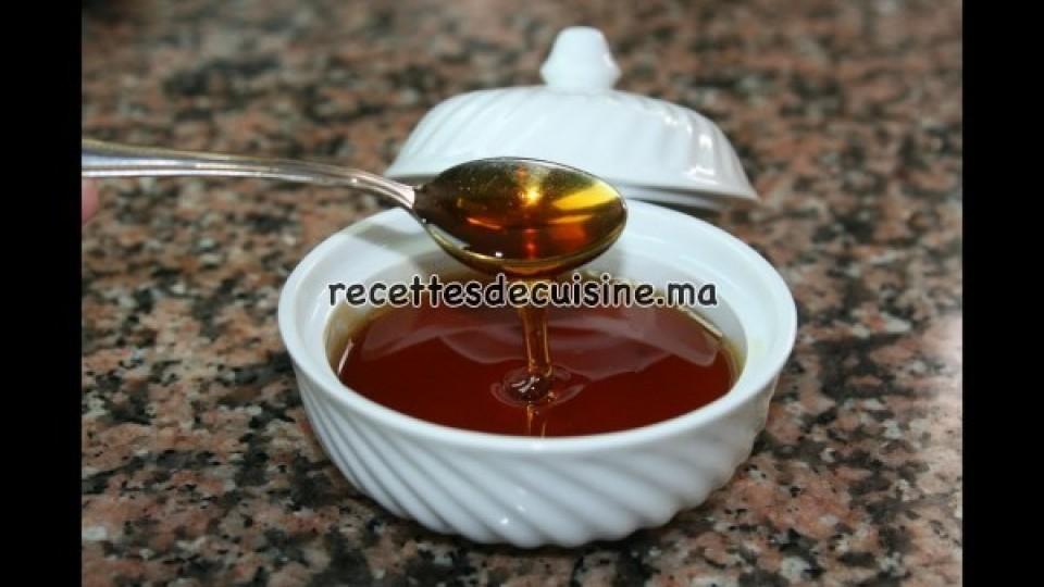 Miel de Sucre - العسل المنزلي ديال الشباكية