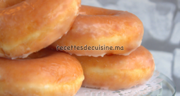Donuts maison - دونات