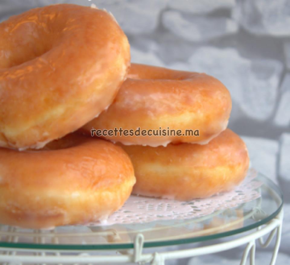 Donuts maison - دونات